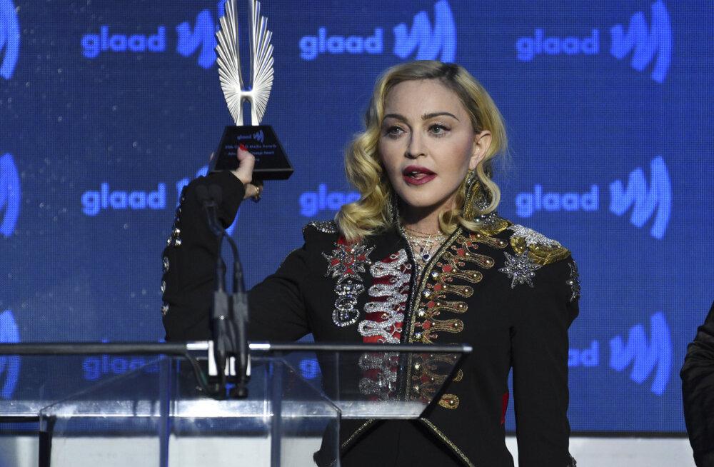 Uskumatu ema! Madonna tegi otsuse, mis võiks olla eeskujuks paljudele