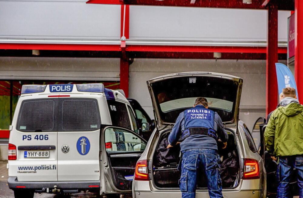 Soomes tappis tulistaja ühe ja vigastas raskelt veel kaht inimest