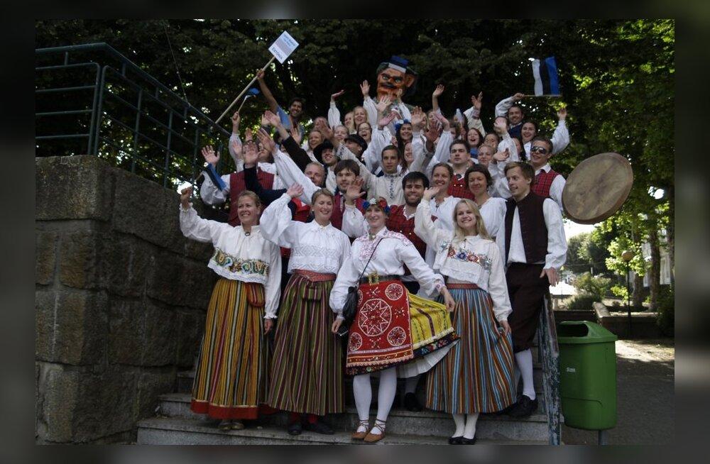 3987296d12f Noorte segakoor Vox Populi sai rahvusvahelisel koorikonkursil Portugalis  esimese koha
