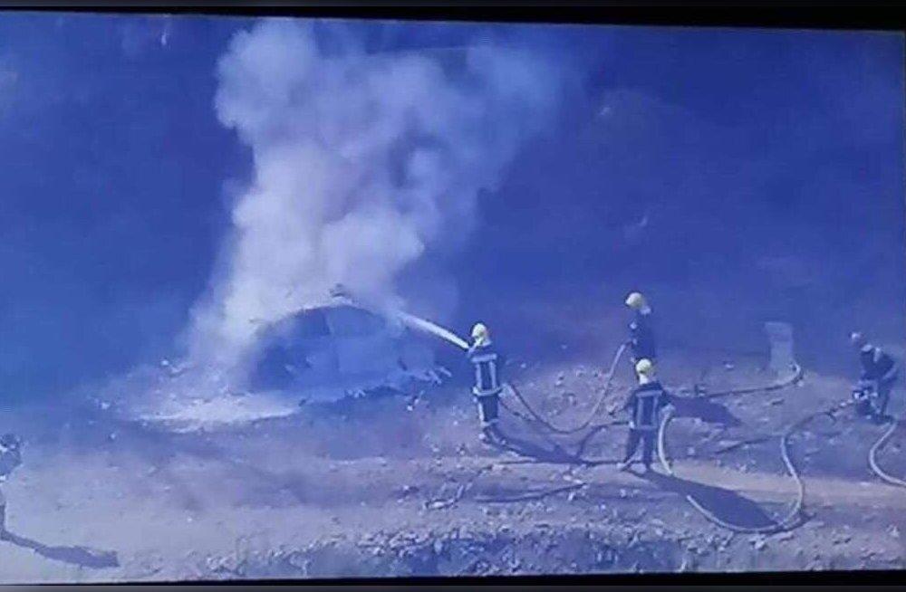 Pedro Meirelese auto põles Portugalis maani maha.
