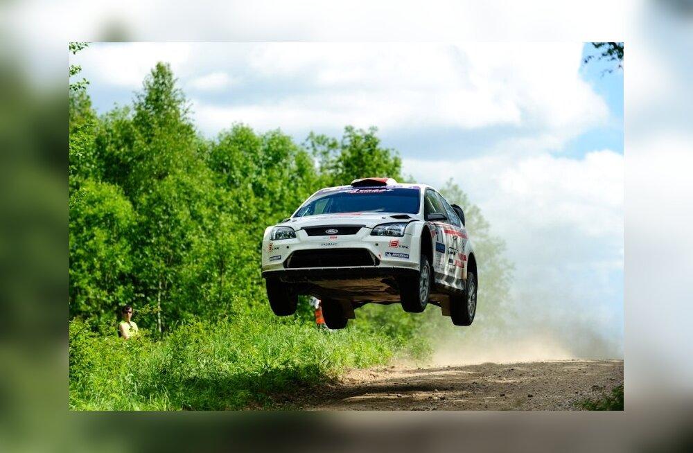 Rally Estonia testikatsel olid kiireimad Neuville ja Latvala