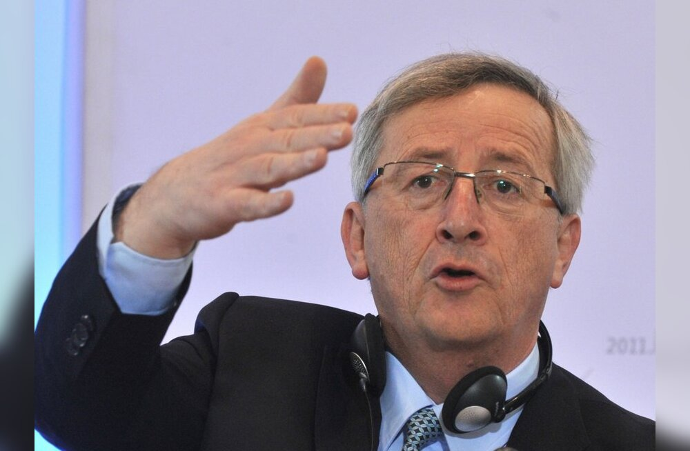 Eurotsooni juht Juncker saab Kreekast tapmisähvardusi