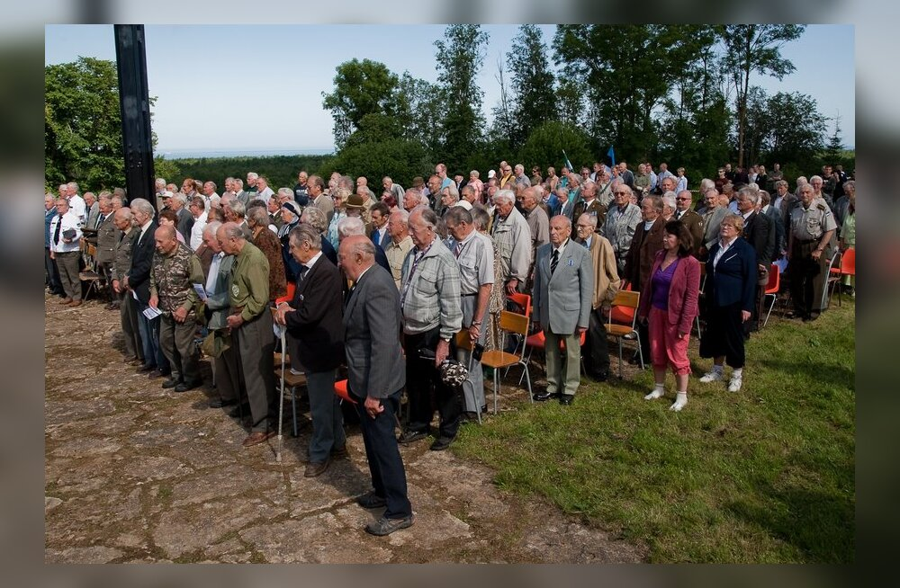 Briti ajaleht: Eesti on tekitanud suurt pahameelt plaaniga austada SS-i sõdureid