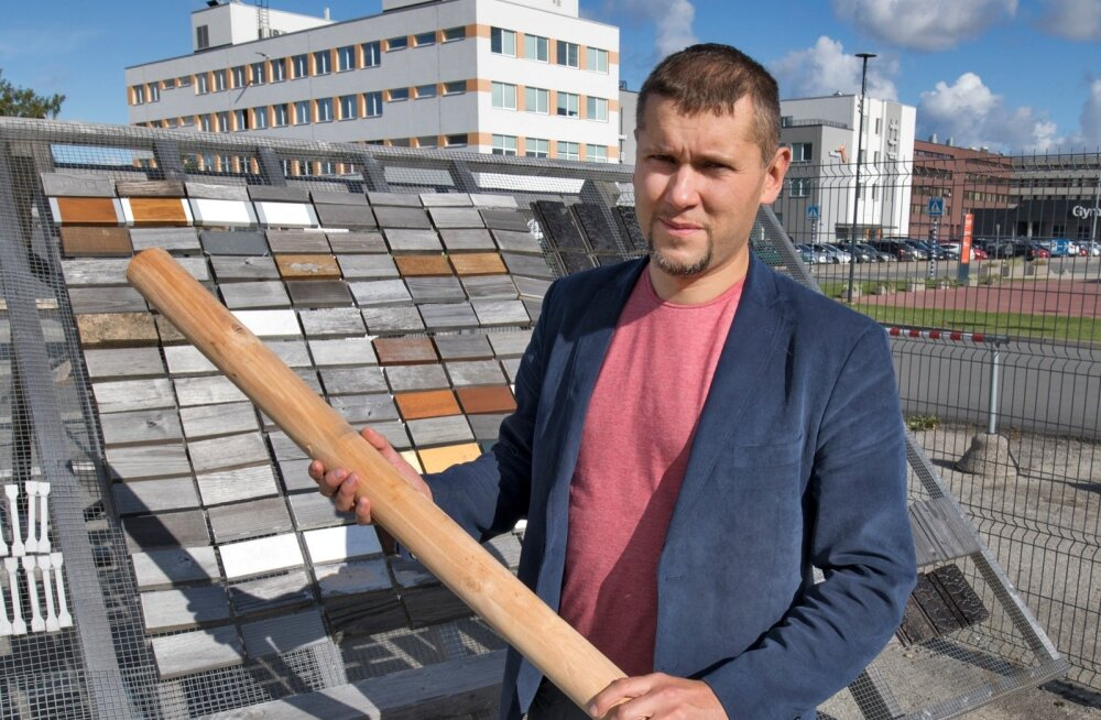 Tallinna Tehnikaülikooli puidutehnoloogia labori juhataja Jaan Kers tõdeb, et puidu ja looduslike kiudude osatähtsus toodetes aina kasvab.