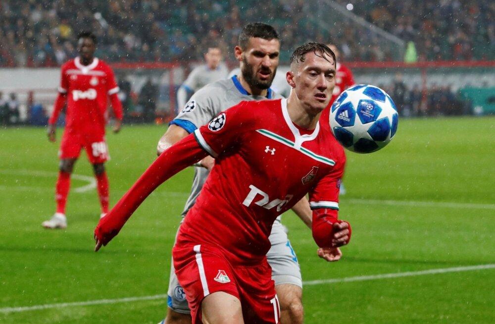 Lokomotiv vs Schalke