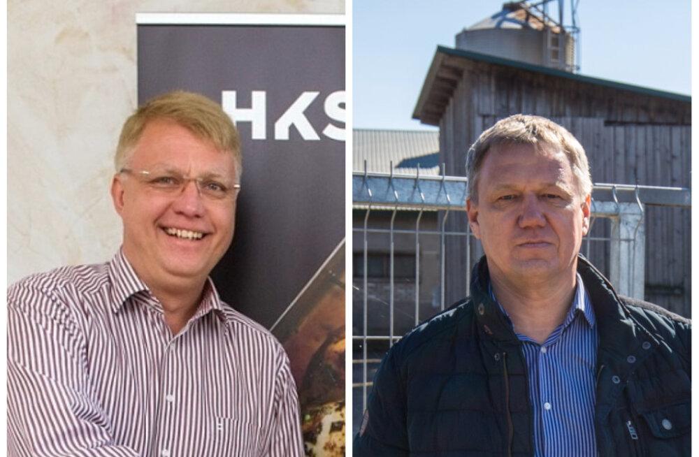 Kahtlustus   Kaks endist HKScani eestlasest juhtkonna liiget peeti kinni kahtlustatavana suures ulatuses omastamises ja rahapesus