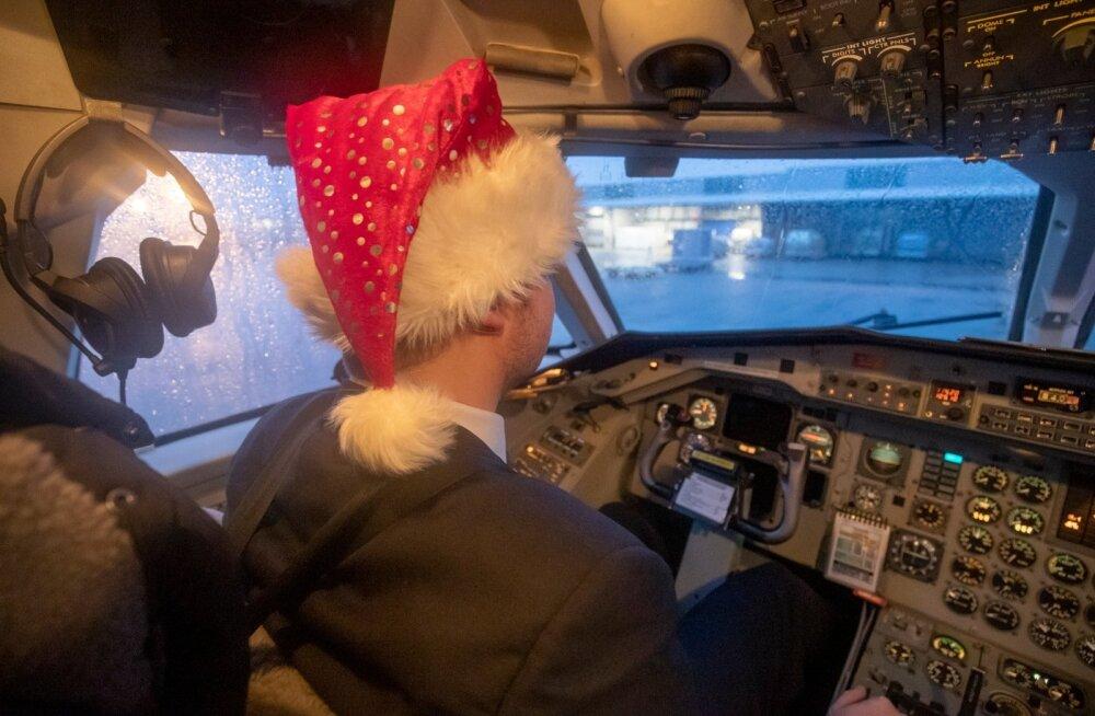 Три направления, по которым жители Эстонии летают чаще всего в праздники