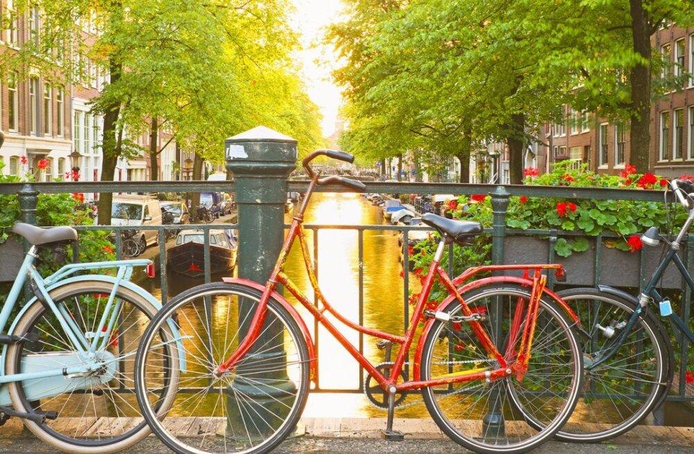 Avasta Amsterdami ratastel!