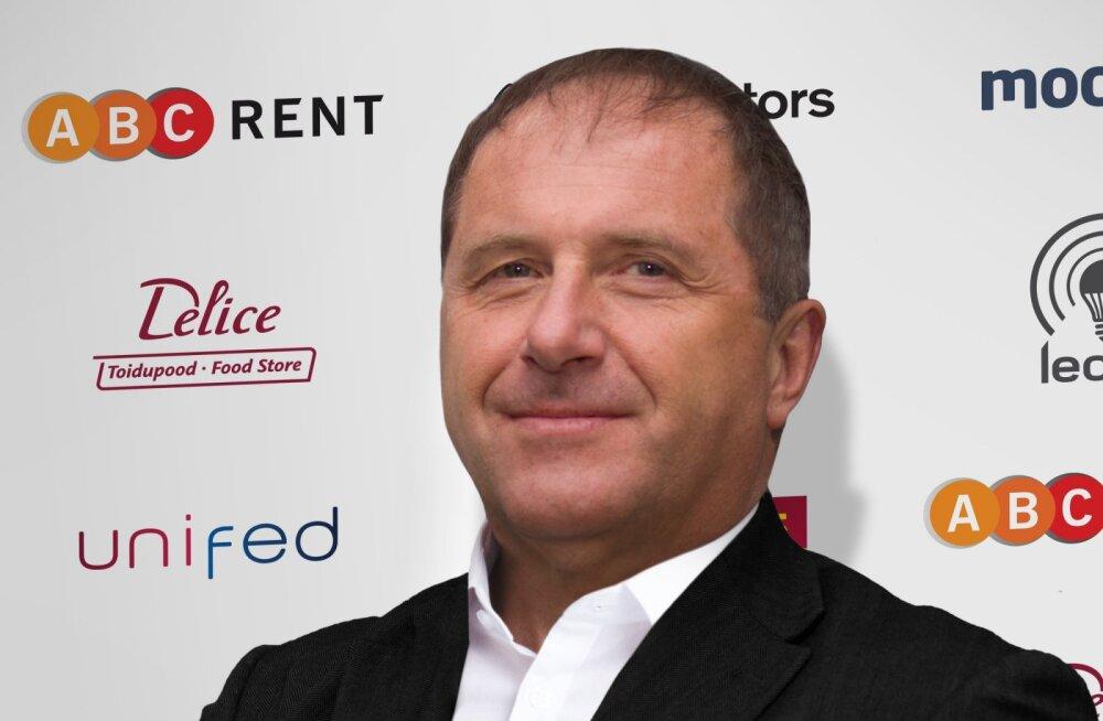 Suri ettevõtja, Comarketi ja ABC Motorsi emafirma omanik Jüri Vips