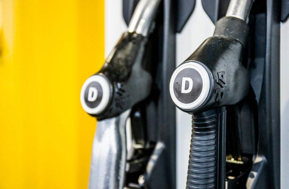 Kõrge kütuseaktsiisi tõttu võib Eesti kaotada naabritele miljoneid eurosid