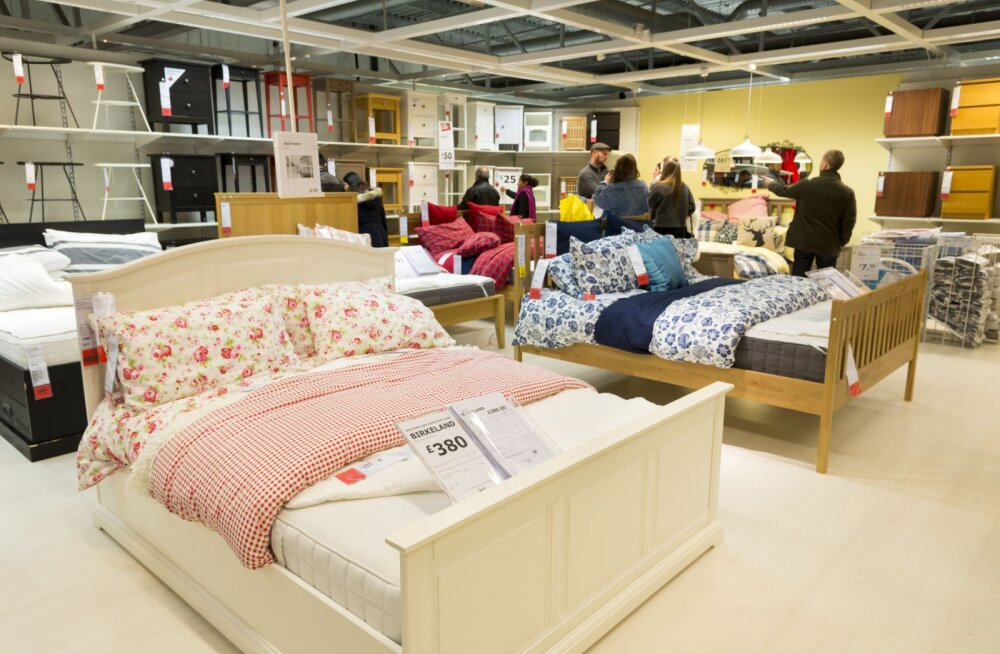 Parimad magamistoamööbli ja kodusisustuse pakkumised praegu kuni 86 protsenti soodsamad