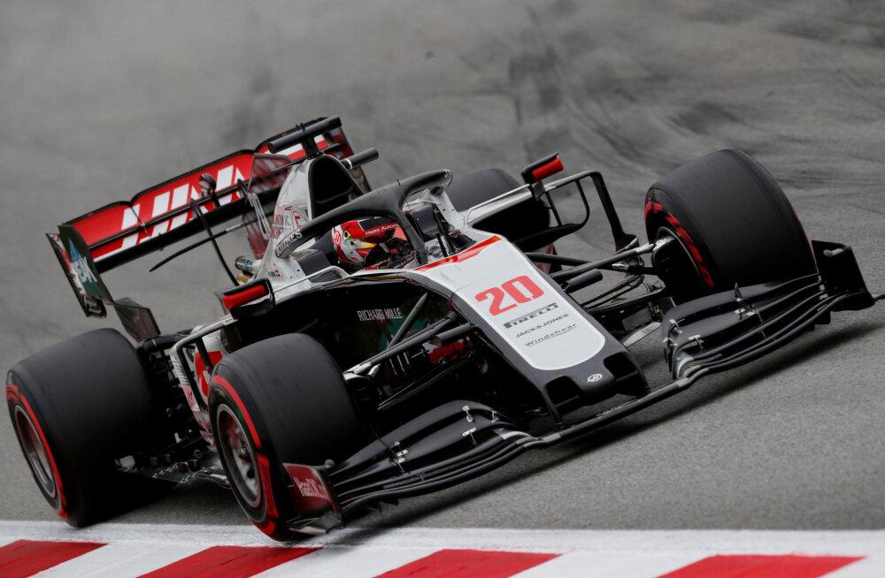 Shanghai võib sel aastal korraldada kahte Grand Prixi