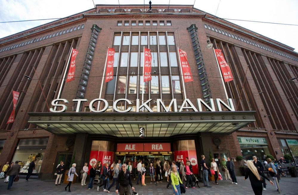 Stockmanni juht: saavutasime parima tulemuse online-müügis ja Balti kaubamajades
