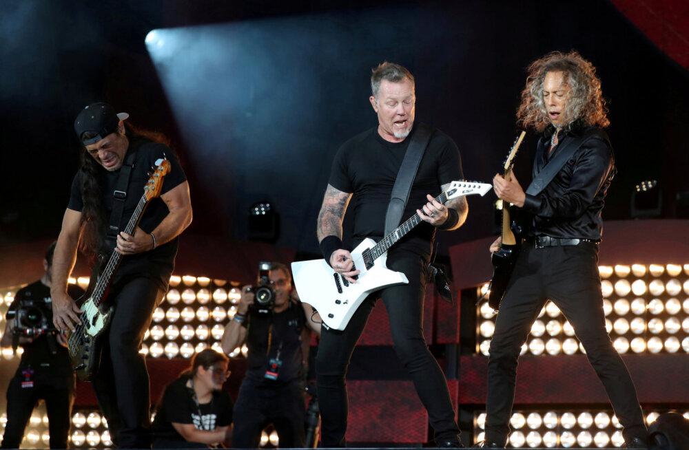 1000 евро за одну ночь! Как из-за концерта Metallica гостиницы Тарту повышают цены
