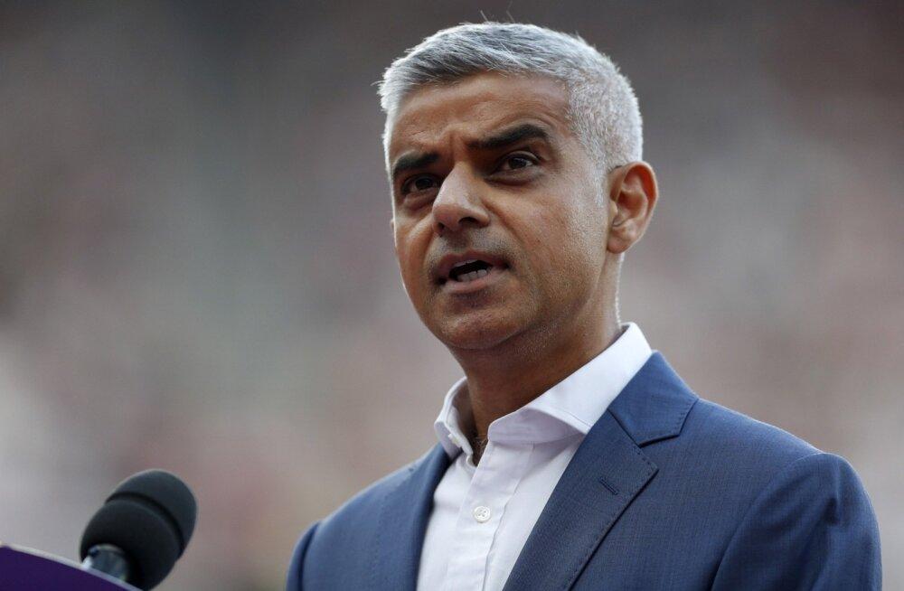 Londoni linnapea: Trump reetis Briti-USA erisuhte, tema riigivisiit tuleb tühistada