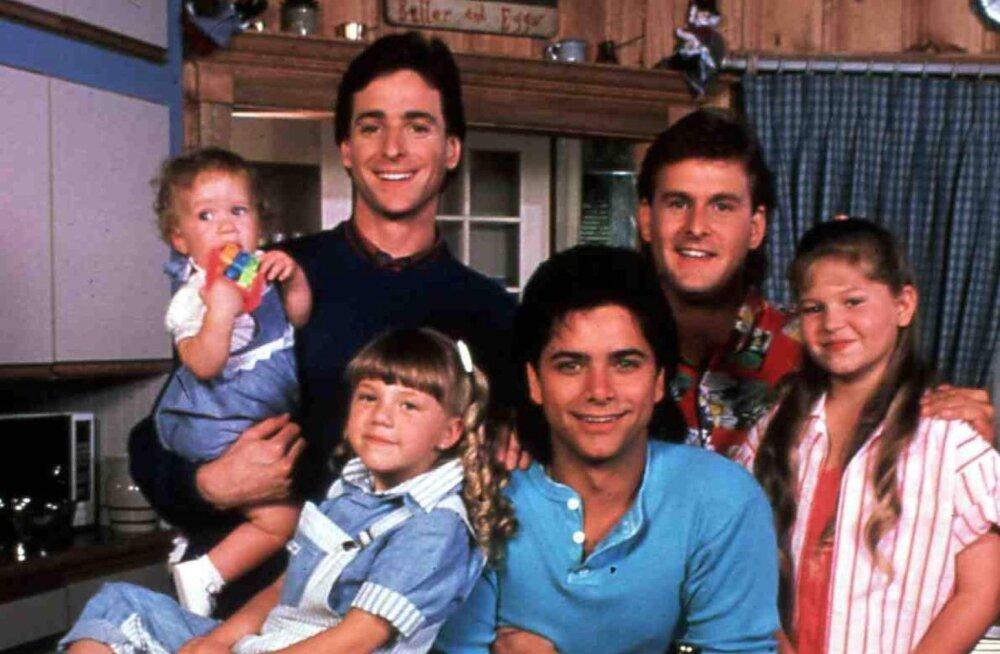 """""""Lastega kodus"""" staar Bob Saget naljatab, et koroonaviirus muudab ta telesaatest tuntud pereisaks: minust on saanud Danny Tanner"""