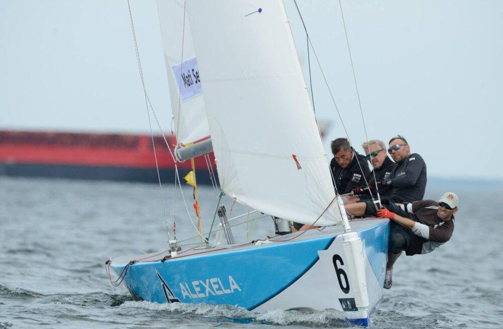 Mati Sepp on purjetamise maailma edetabelis kuuendal kohal