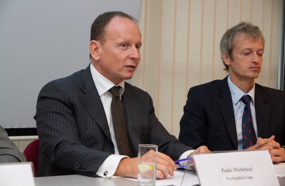 Pro Kapital Grupp aktsiate avalik pakkumine