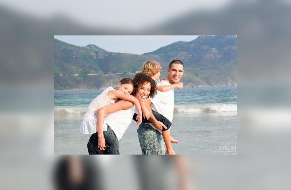 Kuidas muuta perereis teismeliste ja vanavanematega õnnestunuks ja meeldejäävaks