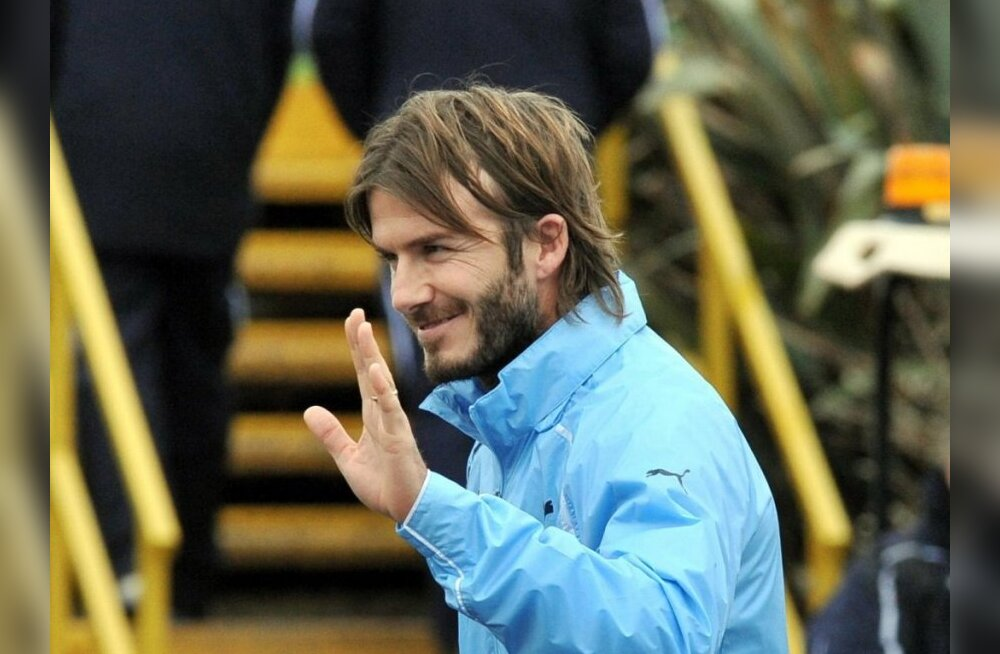 Beckham tuleb tagasi Premier League'i?