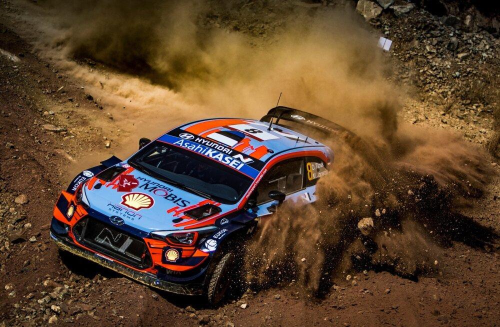 Hyundai jaoks võib järgmine hooaeg jääda ralli MM-sarjas viimaseks.