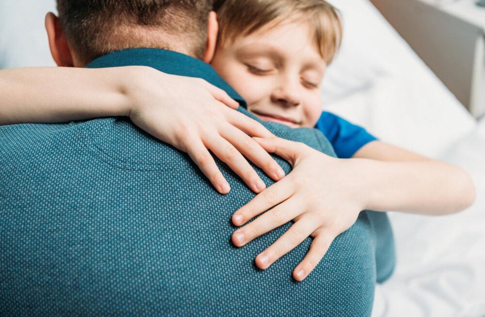 Just need on omadused, mis teevad mehest hea isa