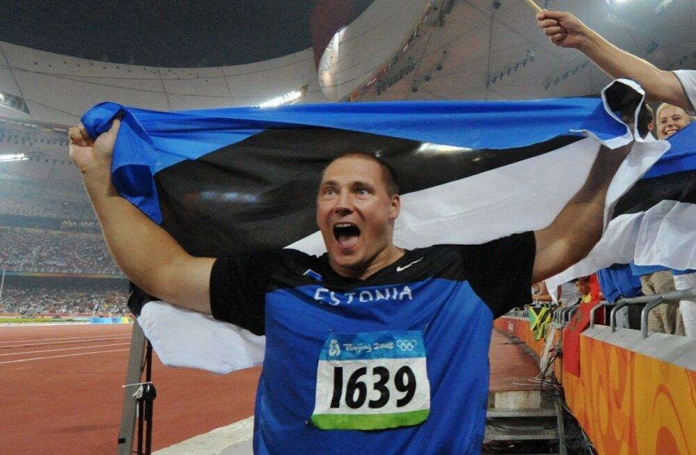 Kas olümpiavõiduks tarviliku pika ja käänulise tee suudab üldse maha käia mõni sportlane, kes pole isiksus? Vaevalt.
