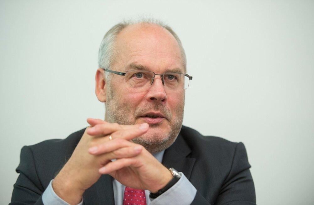 Riigikontrolör Alar Karis