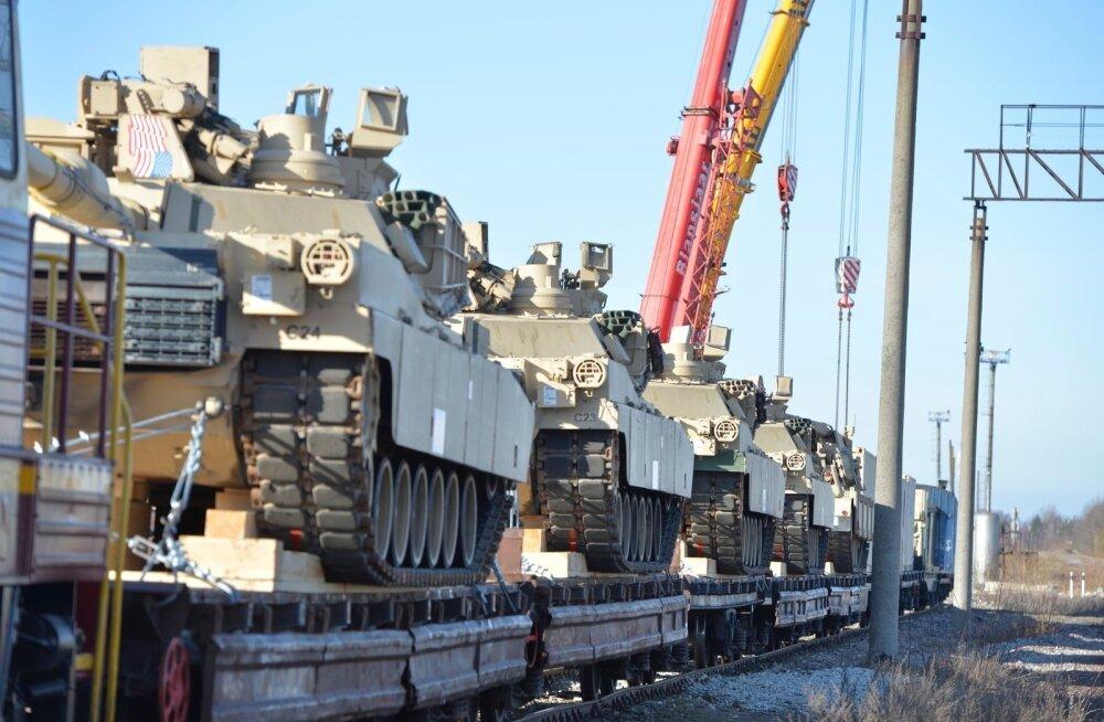 Газета: Rail Baltic поможет с транспортировкой союзников, но при реальном конфликте окажется бесполезной
