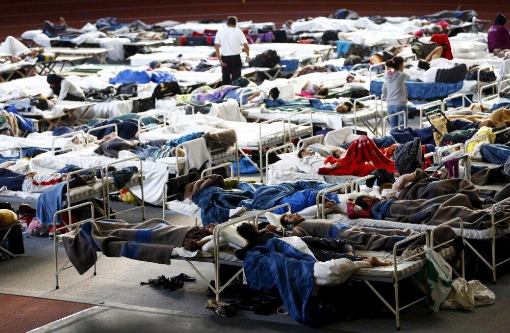 Saksa politsei tahaks varjupaigataotlejaid usu järgi sorteerida