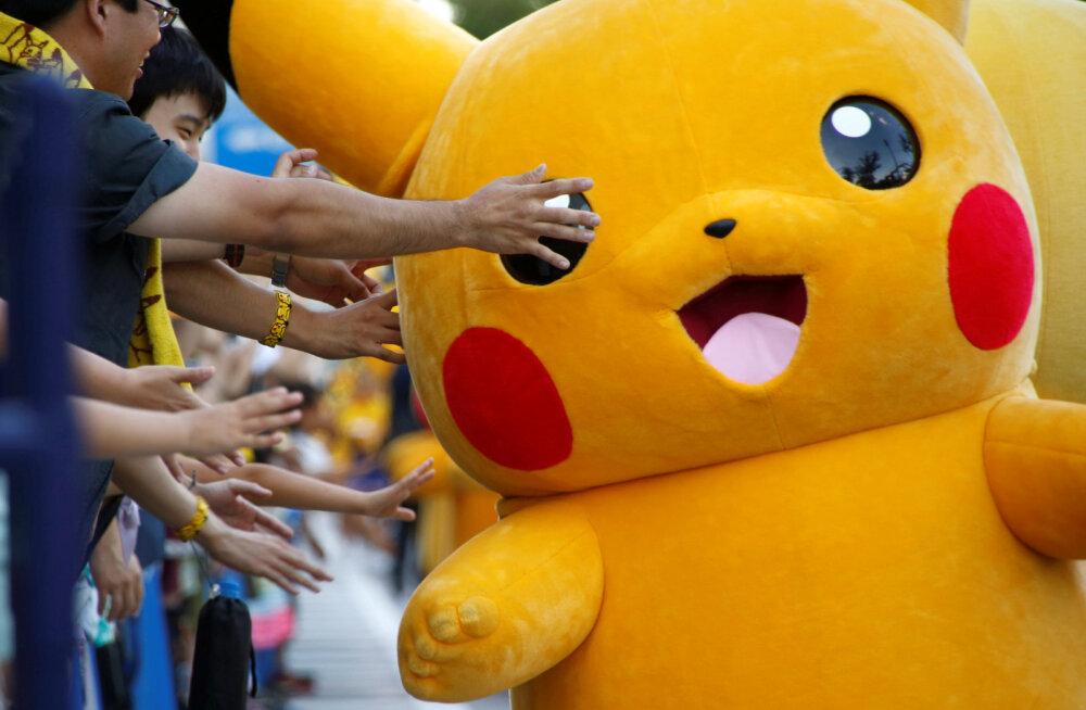 Uskumatu, aga tõsi: maailmas löövad laineid Pokemoni teemalised pornofilmid