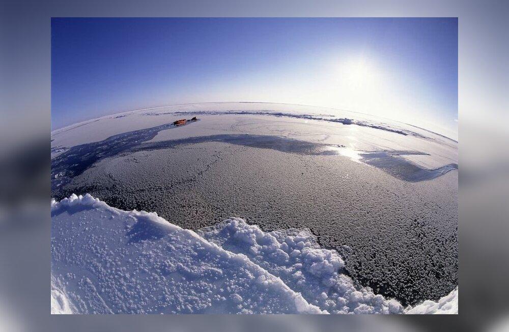 Arktika kahanev jääkilp on Vaikse ookeani asukatele avanud uue tee Atlandi ookeani