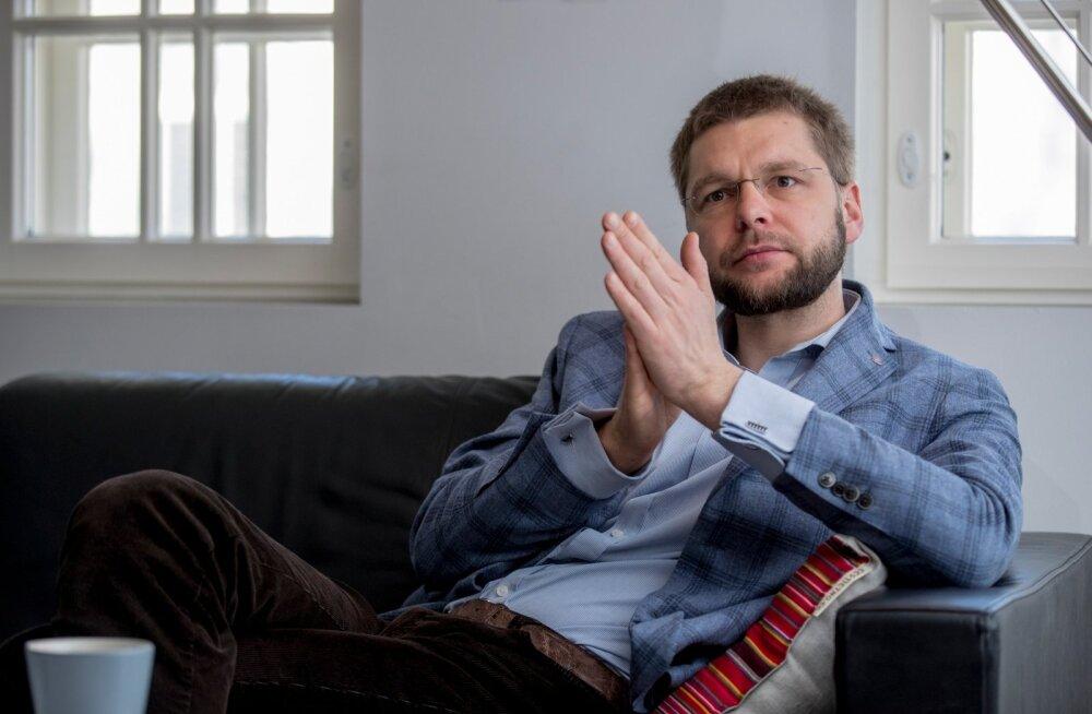 Jevgeni Ossinovski usub, et töötava pensionäri ebaõiglaselt kõrge maksukoorem aetakse siiski korda