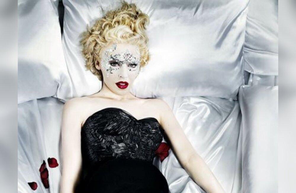 Kylie Minogue nõuab naisturvajaid