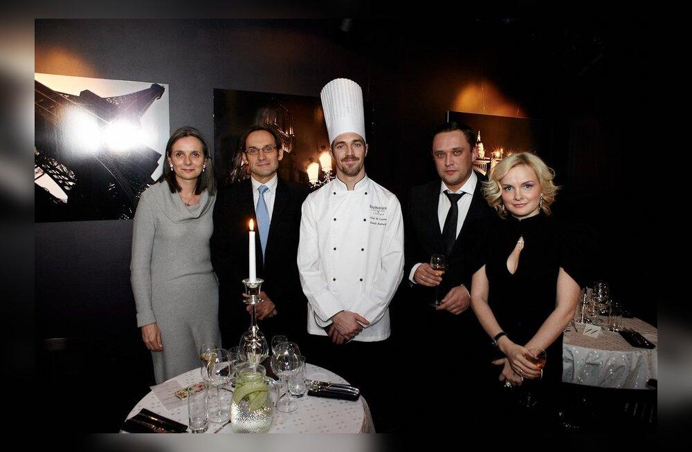 ФОТО: Смотри, кто пришел на шикарный гала-вечер в ресторане Rumours