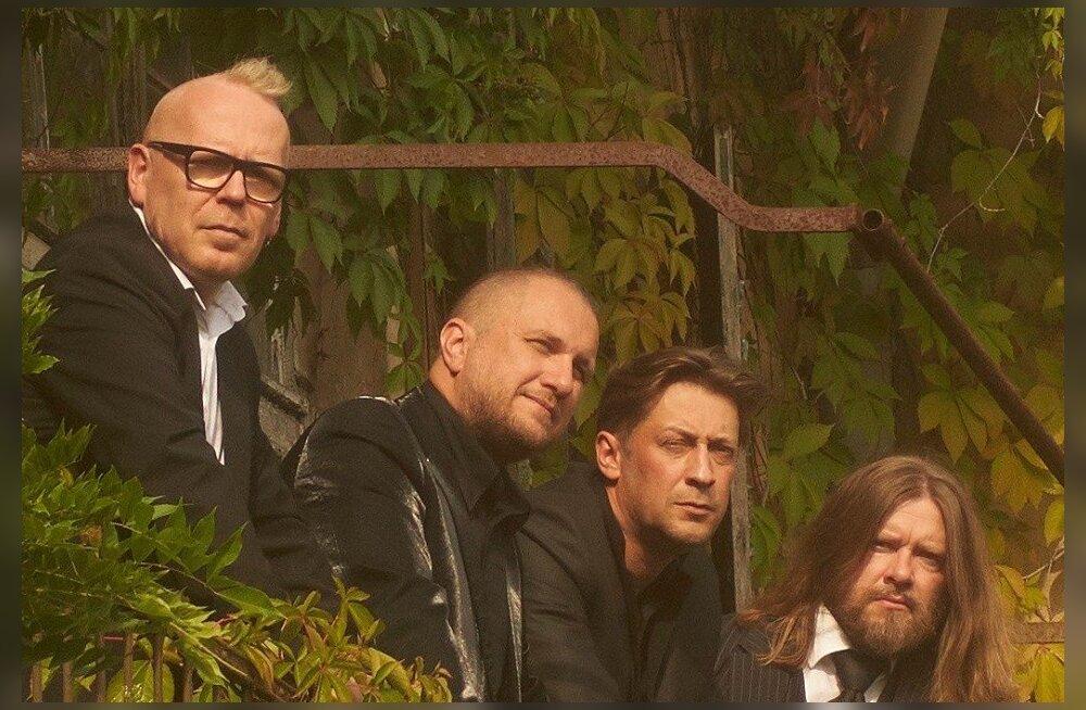 Kosmikud on tagasi: Peale kuueaastast pausi esitleb bänd oma kuuendat stuudioalbumit kuue kontserdiga Eestis ja Soomes