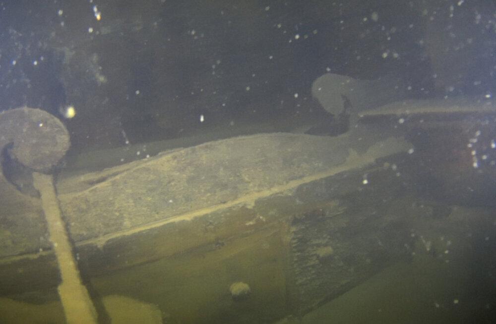 ФОТО и ВИДЕО | Призрак прошлого: морские археологи исследовали затонувшее 170 лет назад судно