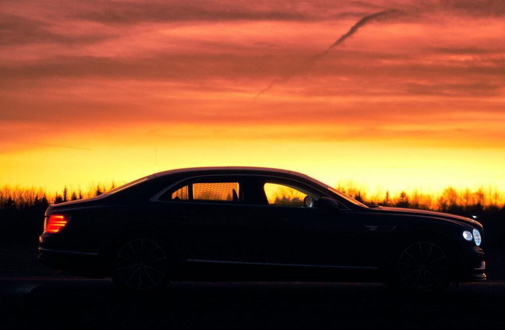 Bentley hakkab aastast 2030 tootma ainult elektriautosid