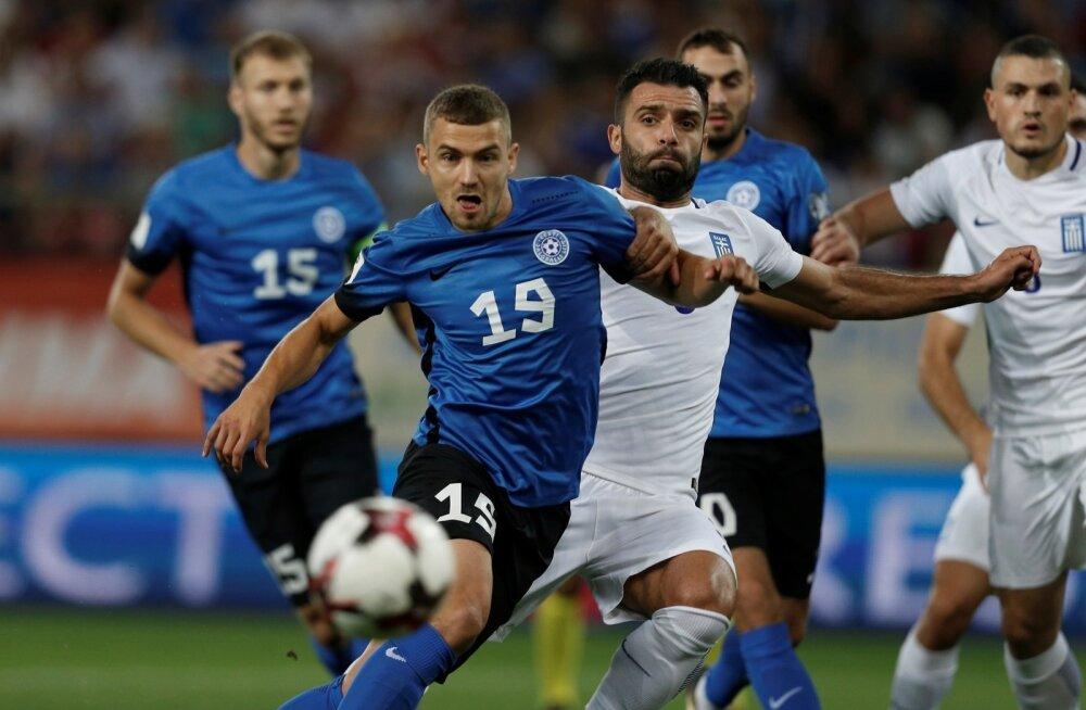 SOCCER-WORLDCUP-GRC-EST/