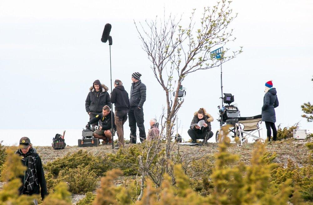EFI uuringu järgi on filmirežissööride netopalk kõigest 3,5 eurot tunnis.