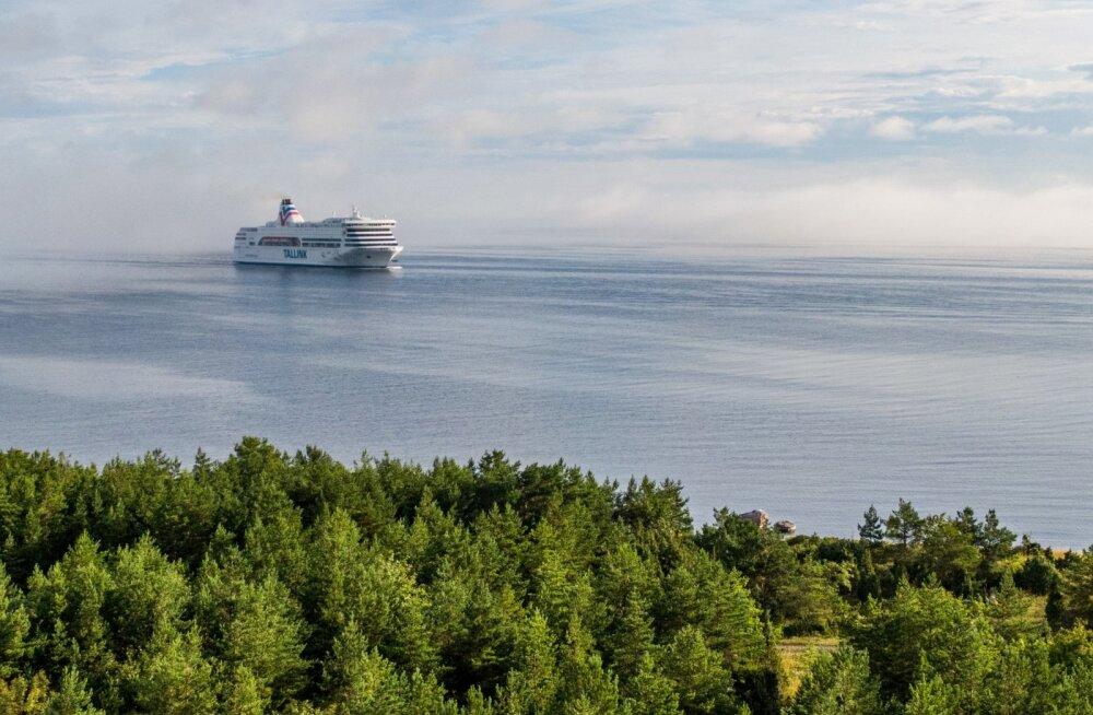 С сентября паромы Tallink будут ходить между Таллинном и Стокгольмом два раза в неделю