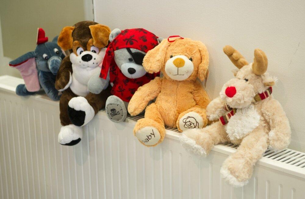 ФОТО | Пропавшего в магазине ребенка нашли спящим на полке с игрушками