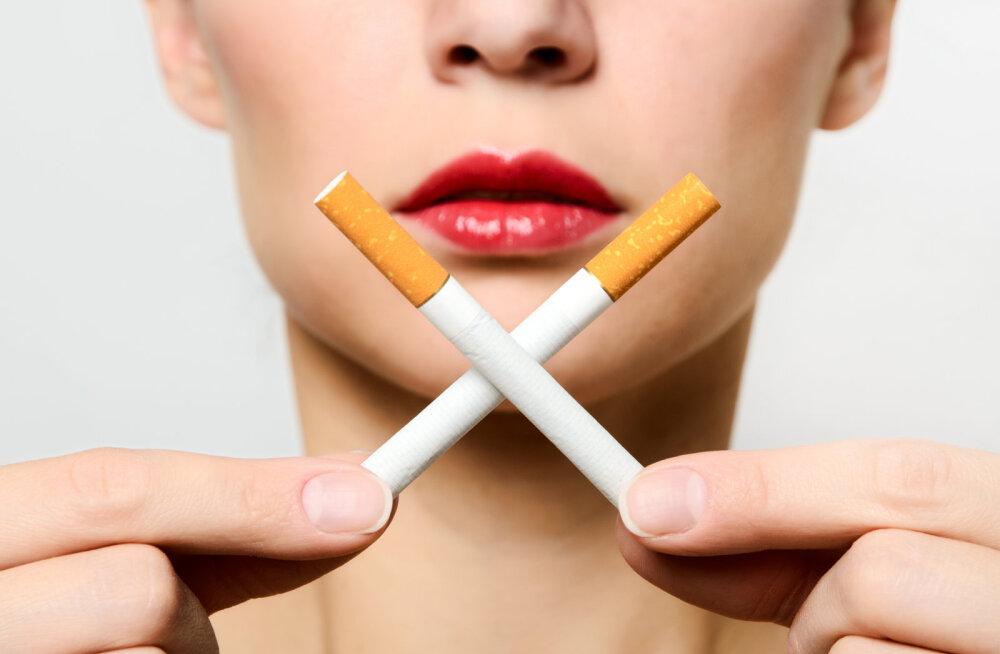 Teadus kinnitab: just see võib olla parim viis suitsetamisest loobumiseks
