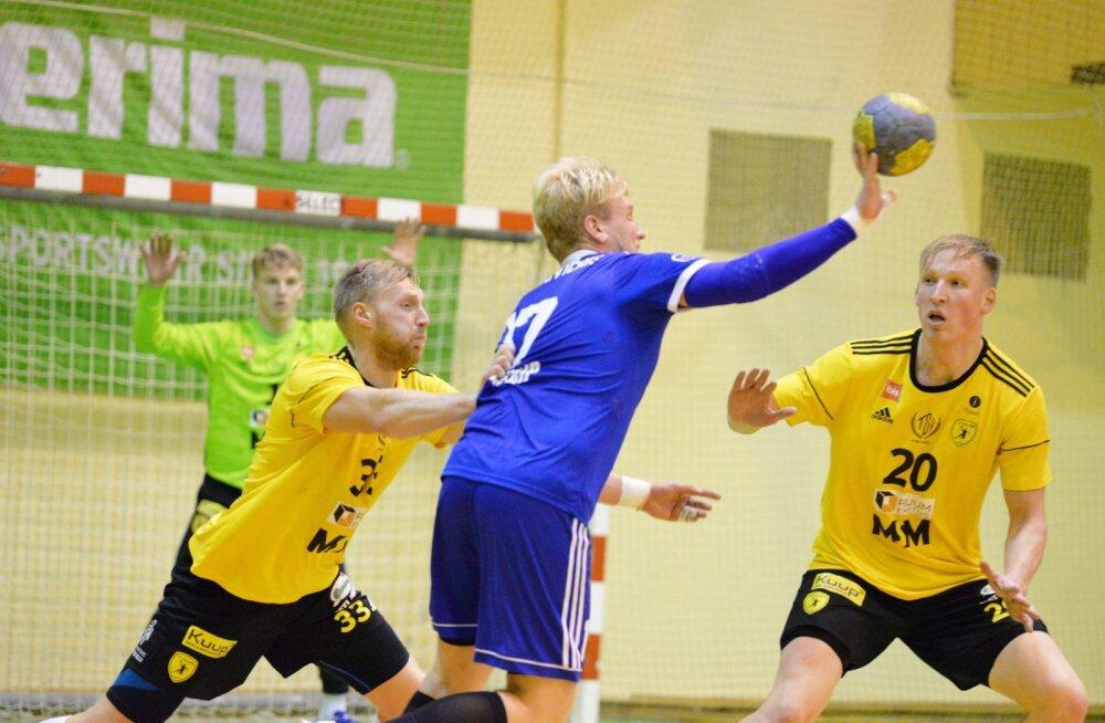 Neljast Balti liigas tules olnud klubist teenis punktilisa vaid HC Tallinn