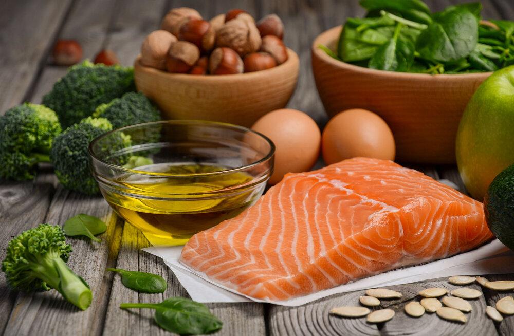 Tervem ja säravam sina: 8 põhjust, miks peaksid menüüsse lisama rasvhapped