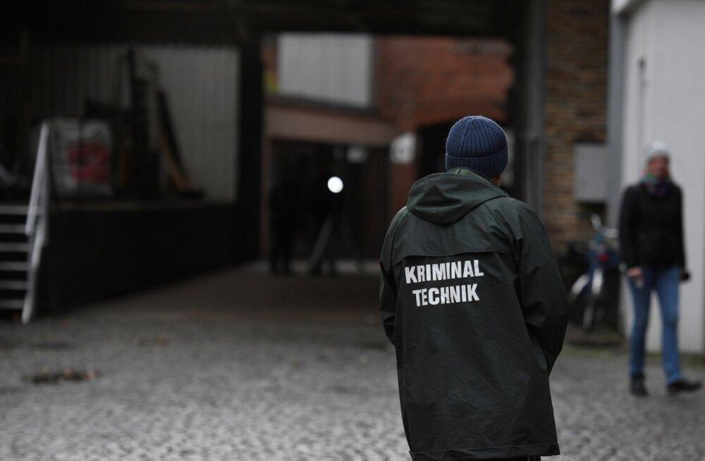 Saksa kriminaaltehnik üleeile Bremenis