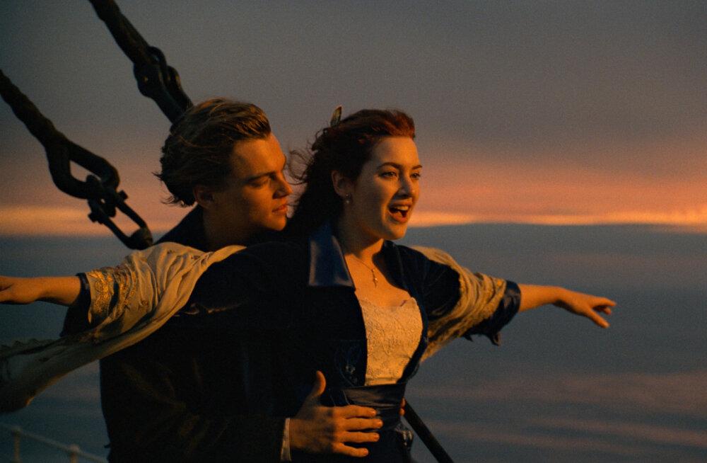 """Kontrolli üle juba täna! 10 viga filmis """"Titanic"""", millest mööda ei saa vaadata"""