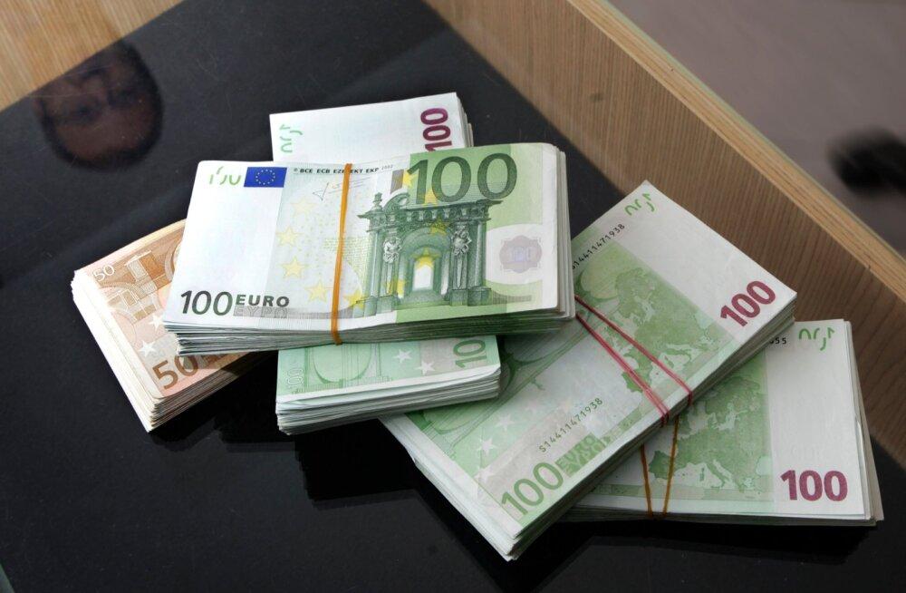 EURO RAHA