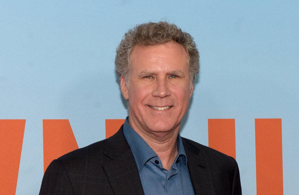 Will Ferrell avaldas, mis Eurovisioni riigid neid lauluvõistlusest filmi tegemisel inspireerisid