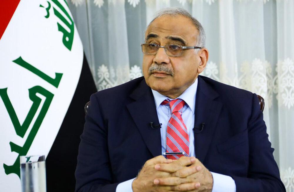 Iraagi peaminister: Iraan hoiatas meid raketirünnaku eest